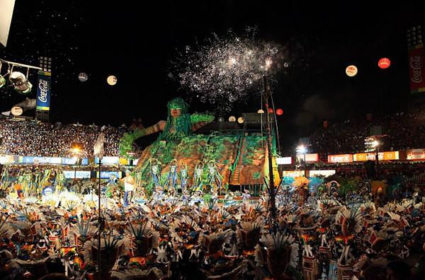 Festival em Parintins. Foto: Fábio Nunes