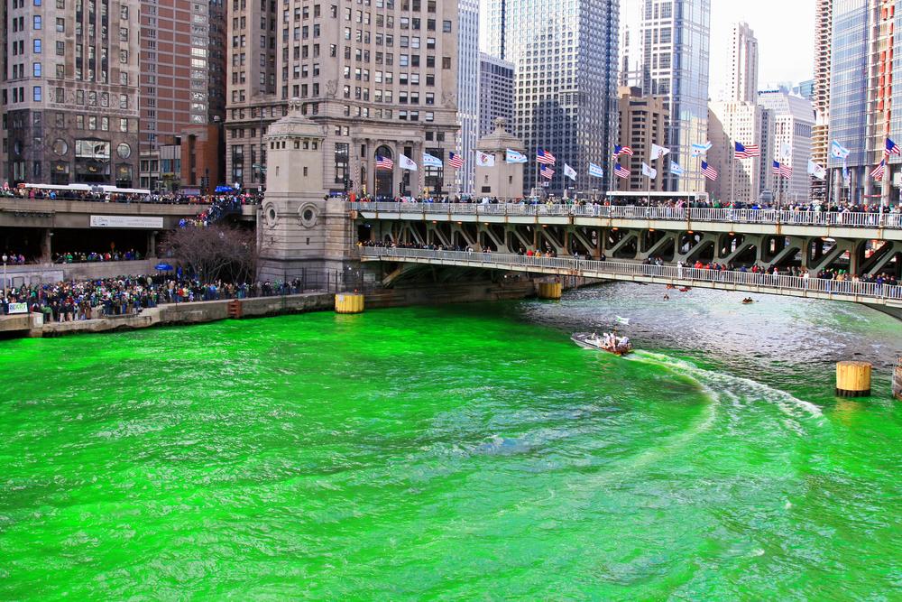 Rio Verde em Homenagem a St. Patrick