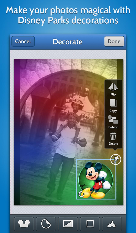 foto tirada do Disney Parks Blog