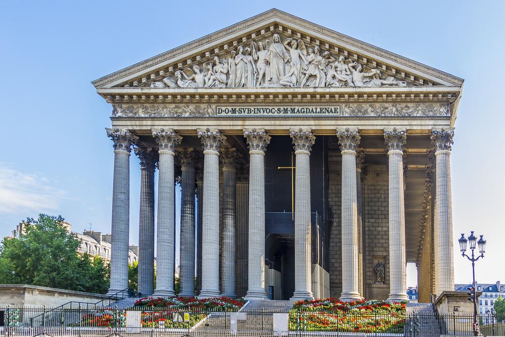 Igreja Madeleine, Paris