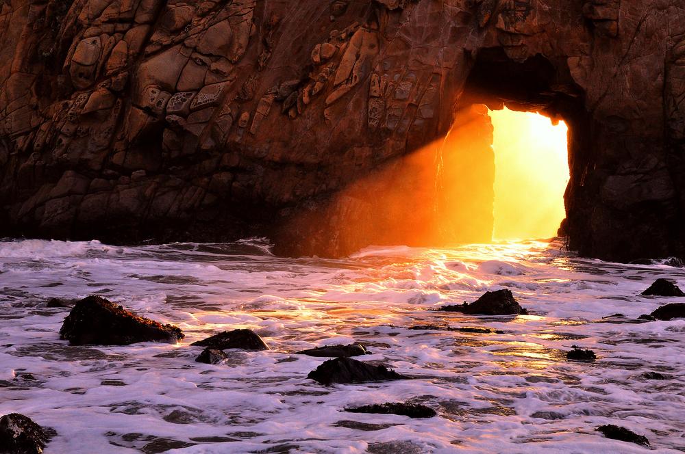 Pfeiffer Beach – Big Sur