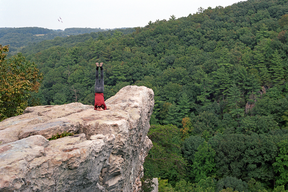 King and Queen's Seat, Rocks, Maryland