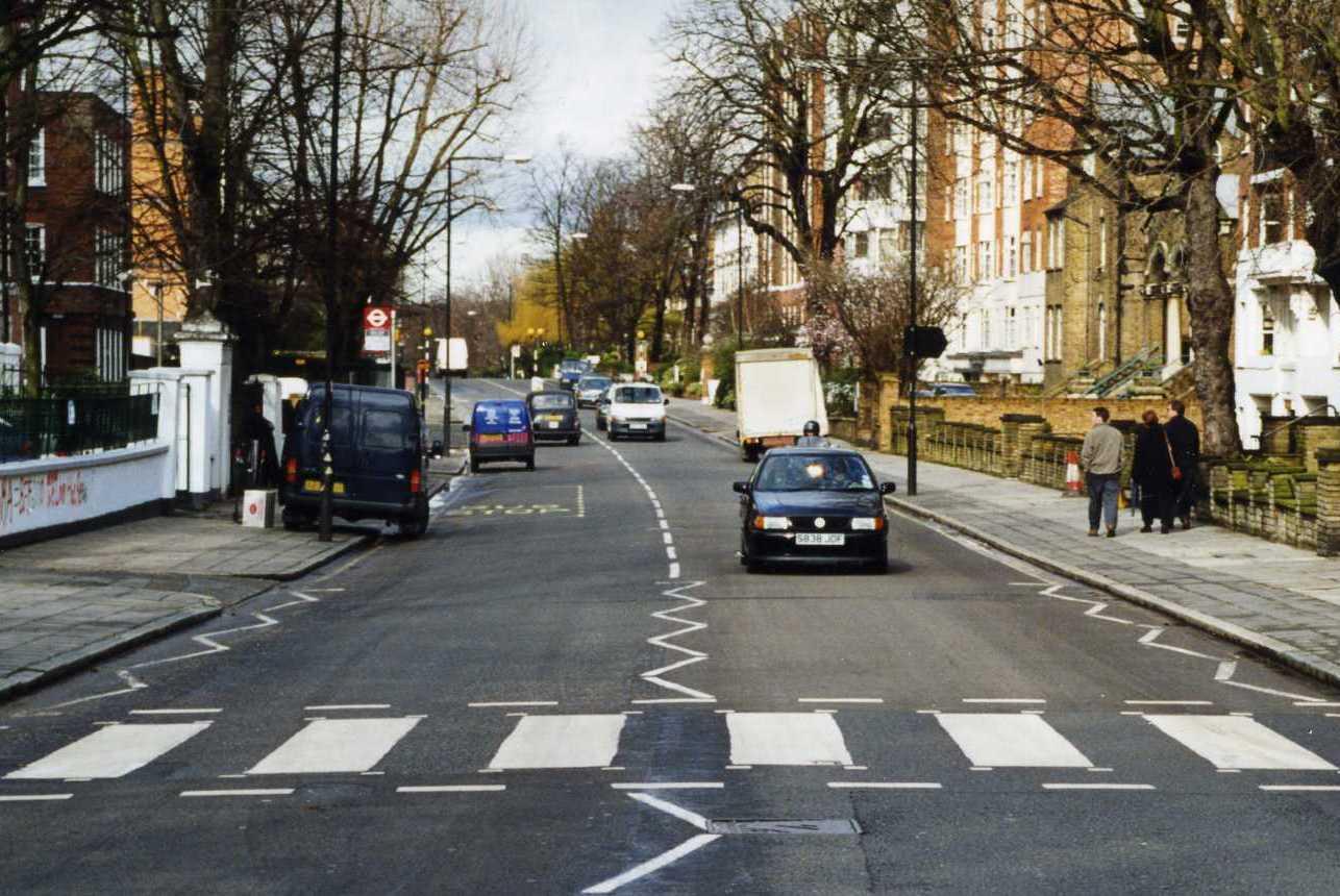 Abbey Road, Inglaterra