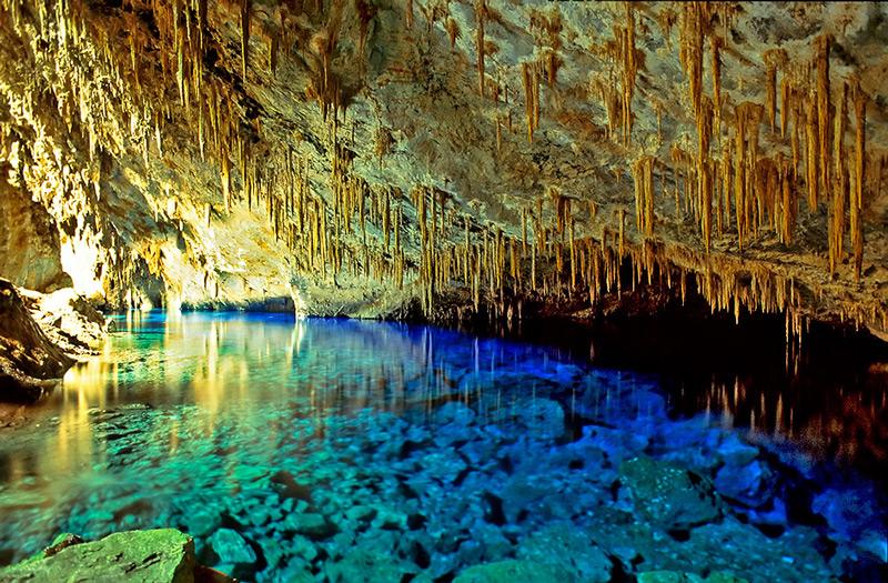 Algumas das mais impressionantes paisagens pelo mundo! Bonito-MS