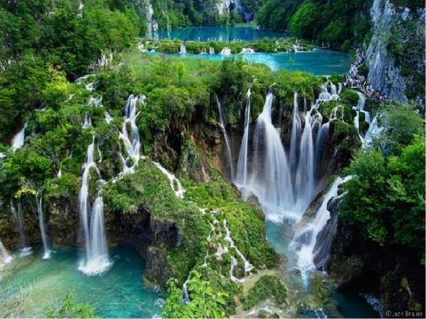 Algumas das mais impressionantes paisagens pelo mundo! Croácia