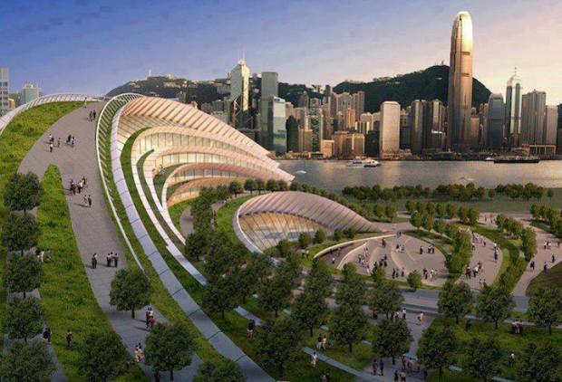 Algumas das mais impressionantes paisagens pelo mundo! Hong Kong