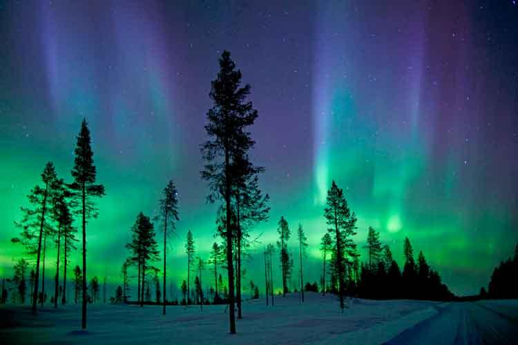 Algumas das mais impressionantes paisagens pelo mundo! Kiruna