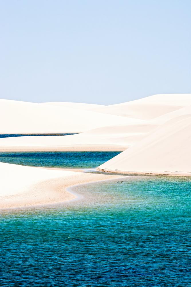 Algumas das mais impressionantes paisagens pelo mundo! Lençóis