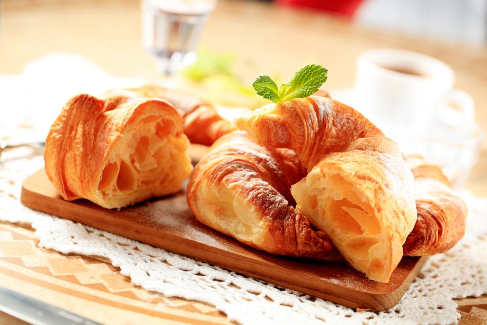 As origens nada-óbvias das comidas! Croissant