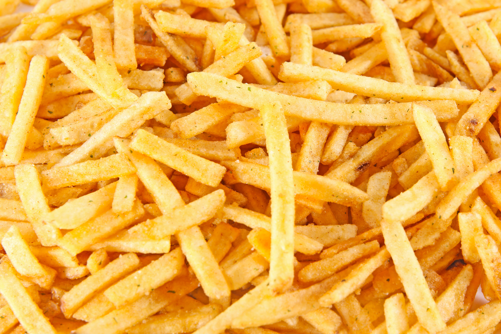As origens nada-óbvias das comidas! batata-frita