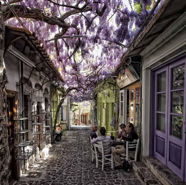 Lesvos, Grécia