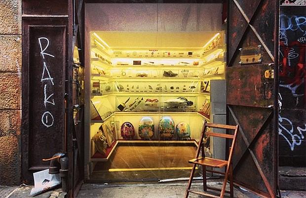 Menor museu do mundo fica em um elevador!