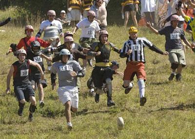 Oito competições esportivas que chamam a atenção! corrida