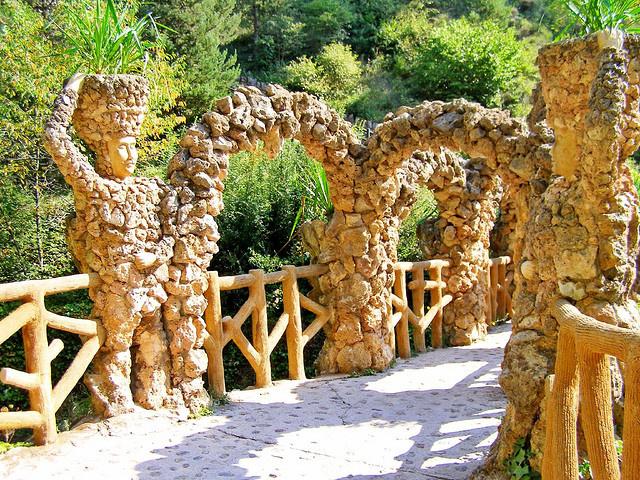 Os mais curiosos jardins pelo mundo! Gaudi 2