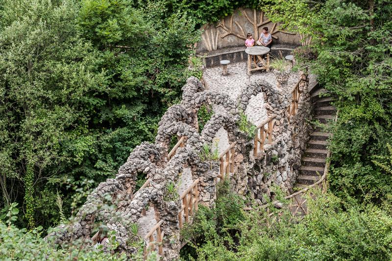 Os mais curiosos jardins pelo mundo! Gaudi