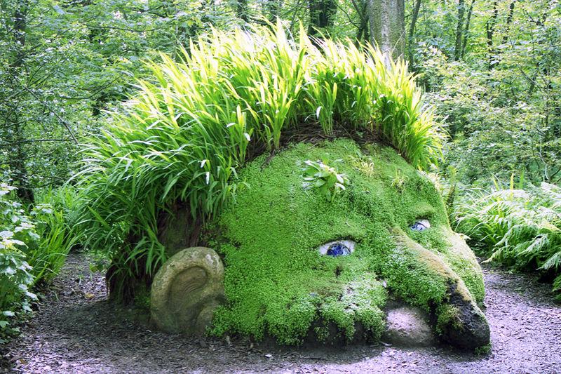 Os mais curiosos jardins pelo mundo! Heligan 2