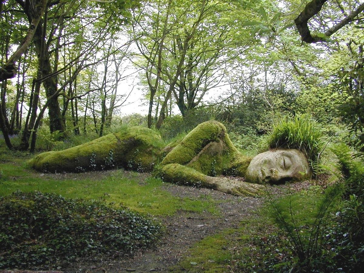 Os mais curiosos jardins pelo mundo! Heligan