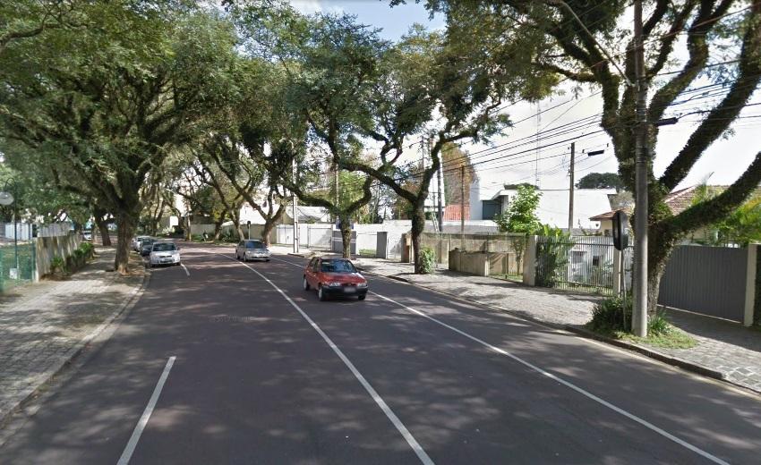 Rua Marcelino Champagnat, Mercês, Curitiba - Paraná