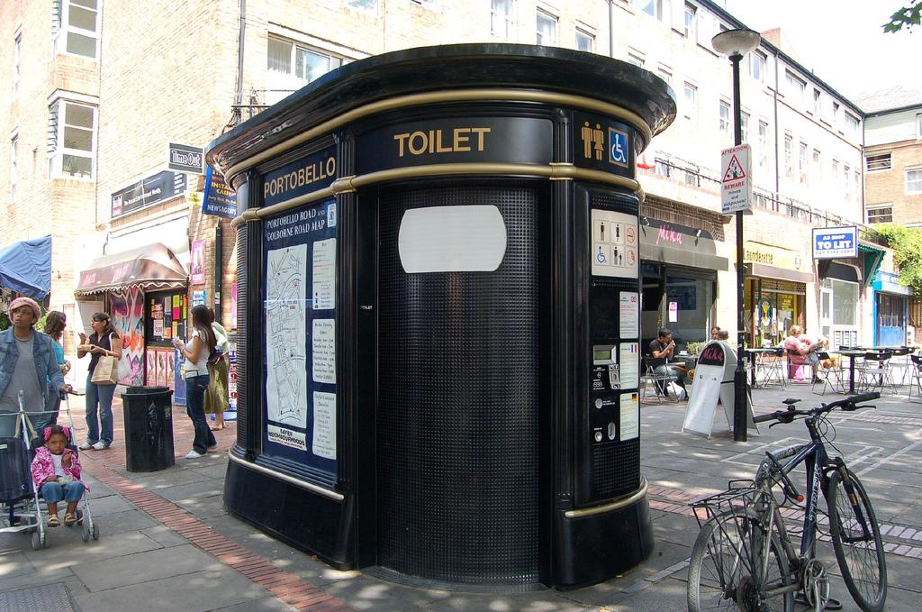 banheiros maneiros pelo mundo 14