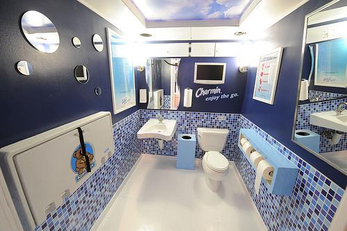 banheiros maneiros pelo mundo 2