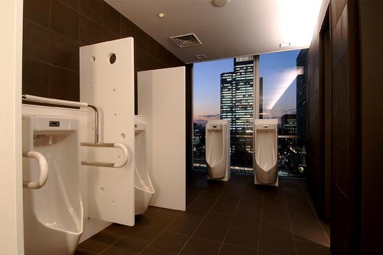 banheiros maneiros pelo mundo