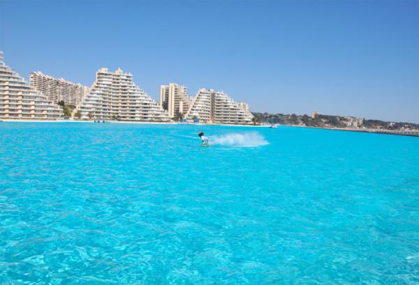 A maior piscina do mundo!2