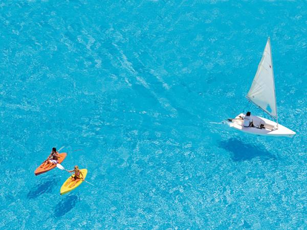 A maior piscina do mundo!8