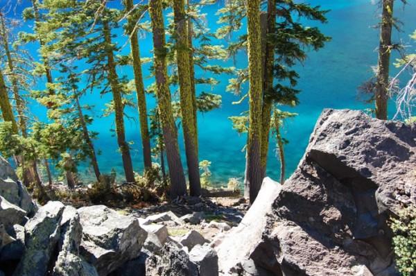 Lago Crater (EUA)