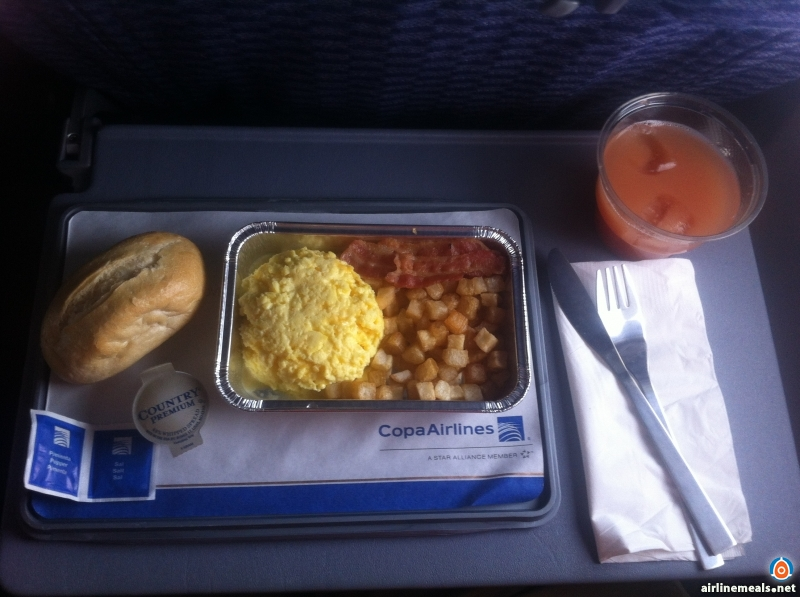 SJU to PTY, 2013 COPA AIRLINES