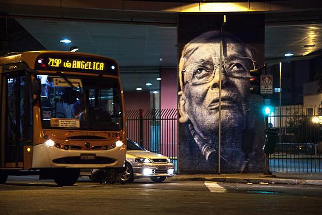 São Paulo ganha galeria de arte a céu aberto, confira! 1