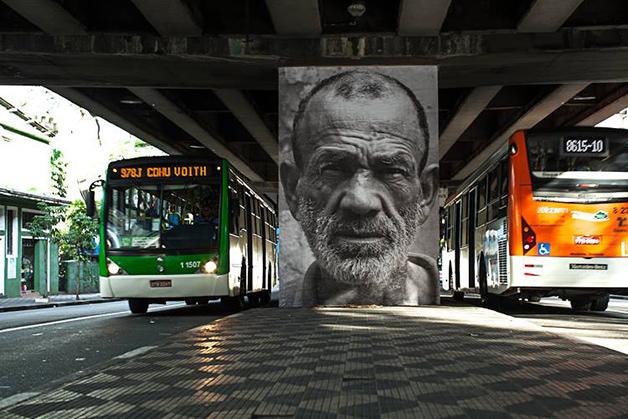 São Paulo ganha galeria de arte a céu aberto, confira! 5