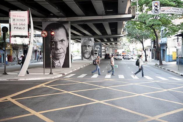 São Paulo ganha galeria de arte a céu aberto, confira! 6