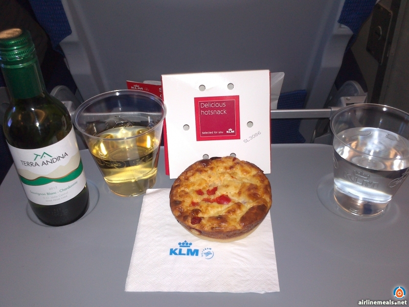 ams to ath, 2013 KLM