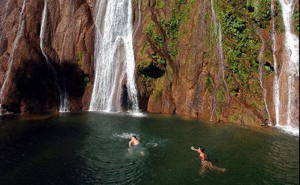 Conheça as 10 cachoeiras mais bonitas do Brasil! Boca da Onça
