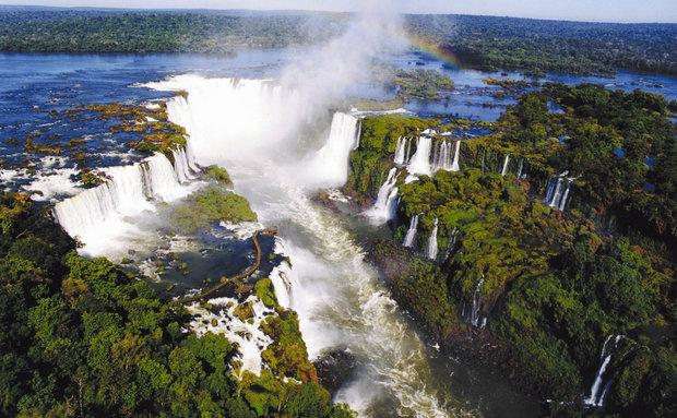 Conheça as 10 cachoeiras mais bonitas do Brasil! Cataratas