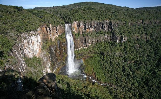 Conheça as 10 cachoeiras mais bonitas do Brasil! Salto São Francisco