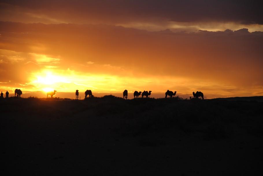Deserto de Gobi (Mongólia – China)