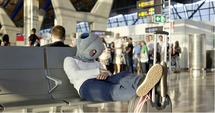 Ideal para as horas de espera no aeroporto...