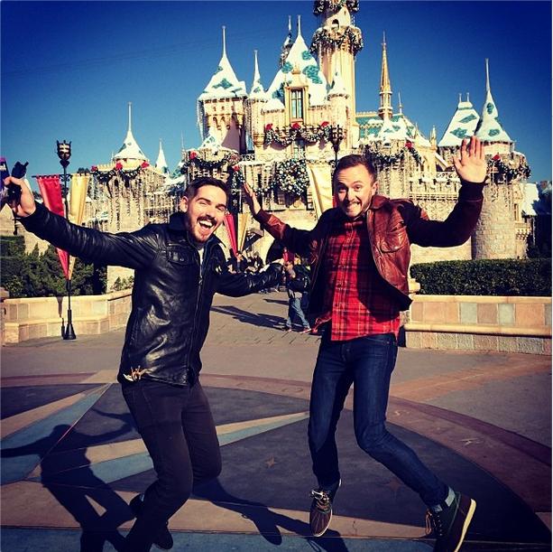 Os lugares mais fotografados de 2013! DisneyLAND