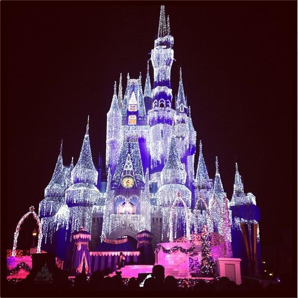 Os lugares mais fotografados de 2013! DisneyWORLD