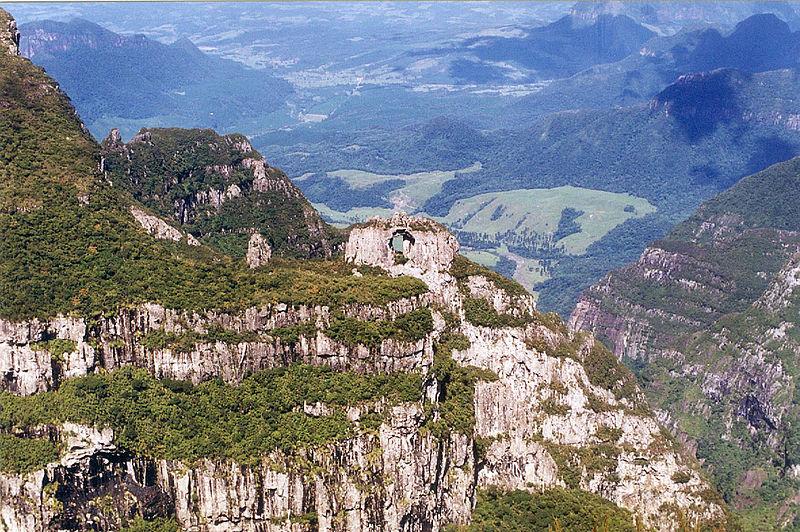 Parque Nacional de São JoaquimSC