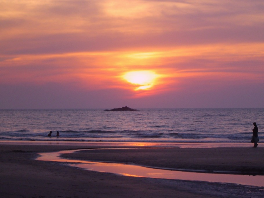 Praia Kudle (Gokarna – India)