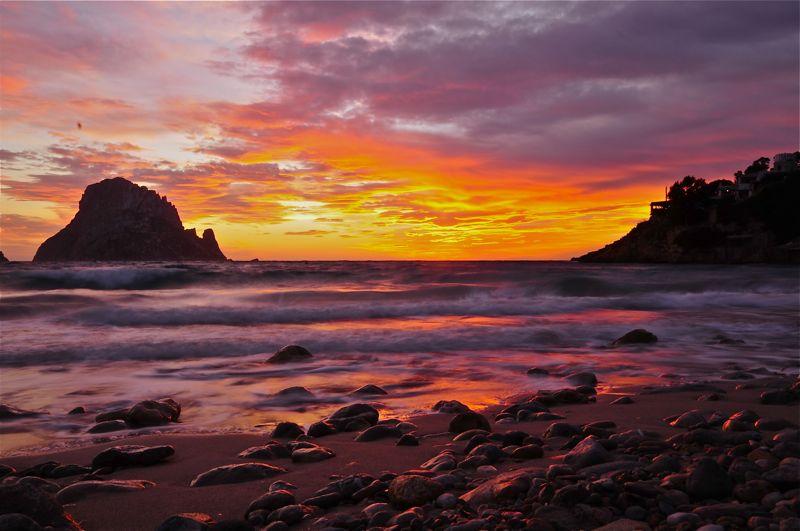 Praias de Ibiza (Ilhas Baleares – Espanha)