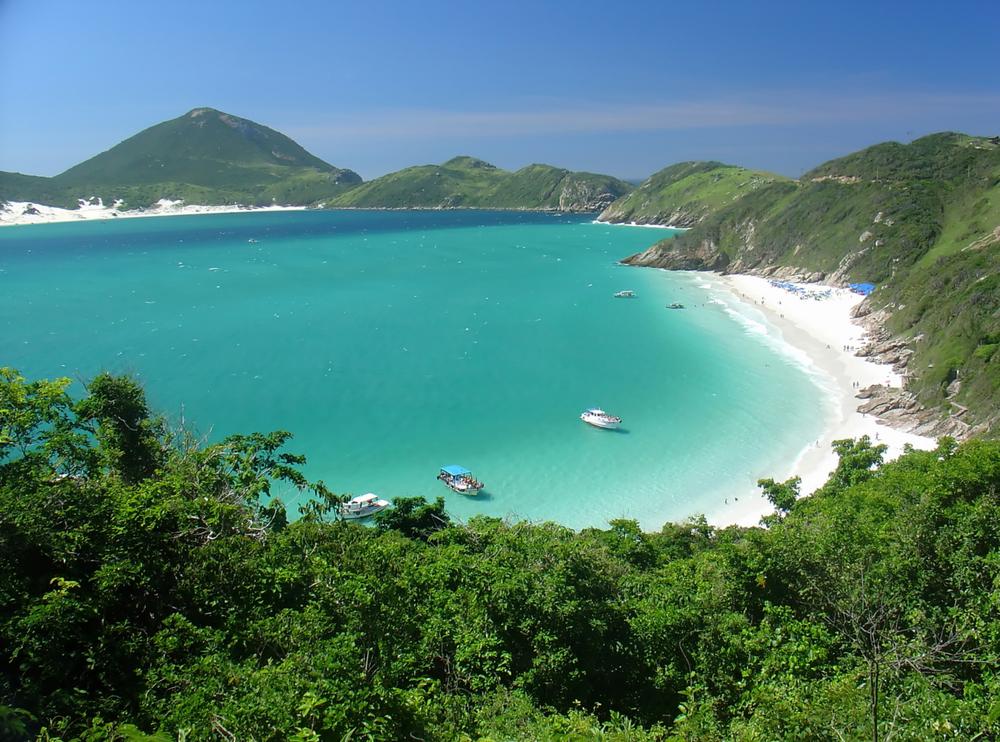 Separamos vários lugares para você curtir o verão e as férias! Arraial do Cabo