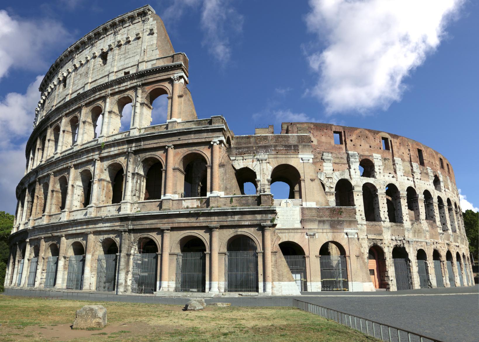 Coliseu, um passeio pela história | Blog de Viagem e Turismo ...