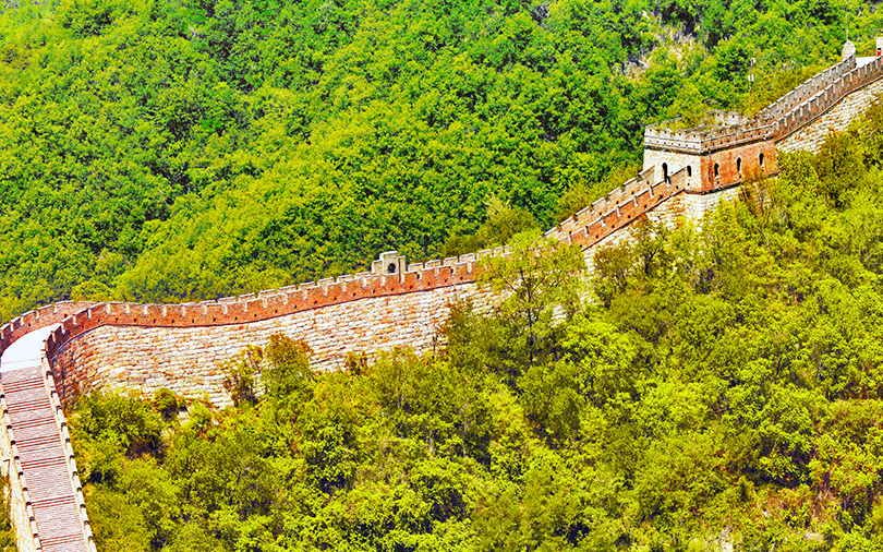 muralha-da-china-Mitianyu