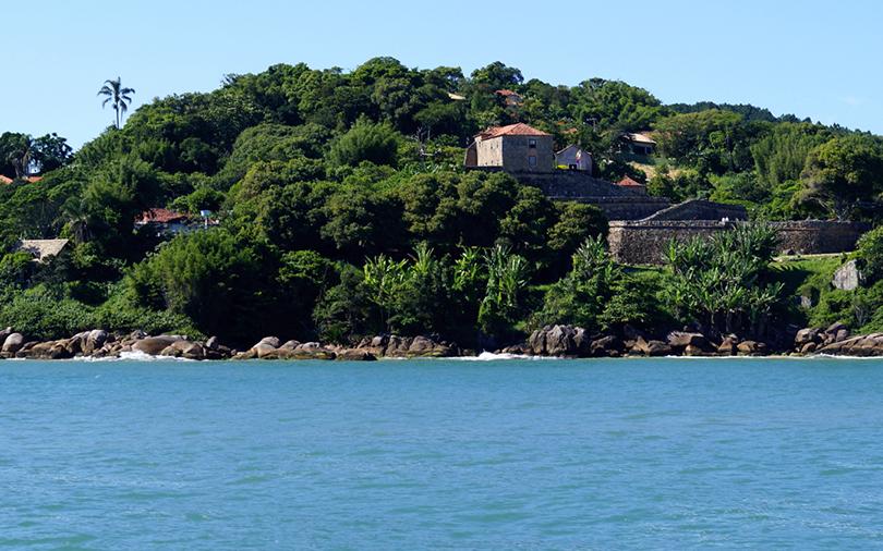 mar e verde em florianopolis