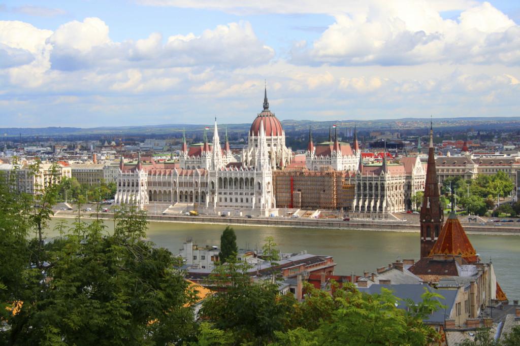 Hungary, Budapest; Autumn