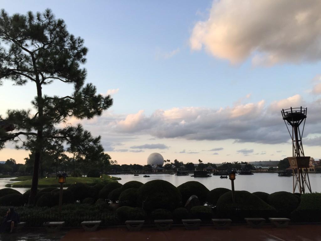 Lago na Disney