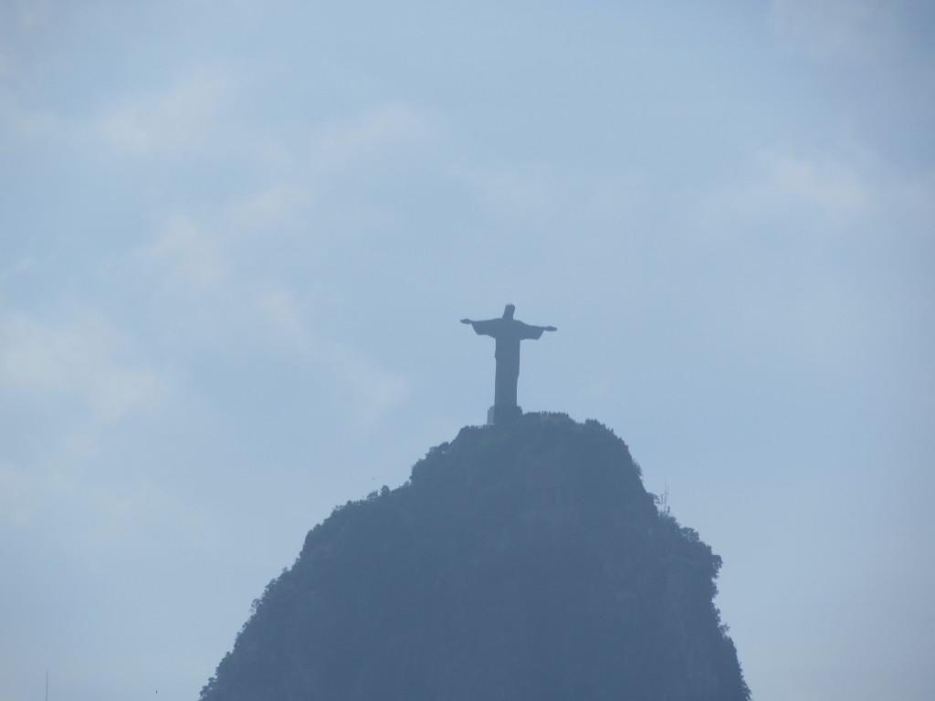 Cristo Redentor - Foto: @rebeccaalbino